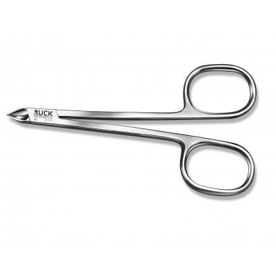 Ciseaux à envie coupe droite - Longueur : 10 cm - Tranchant : 8 mm - Ruck