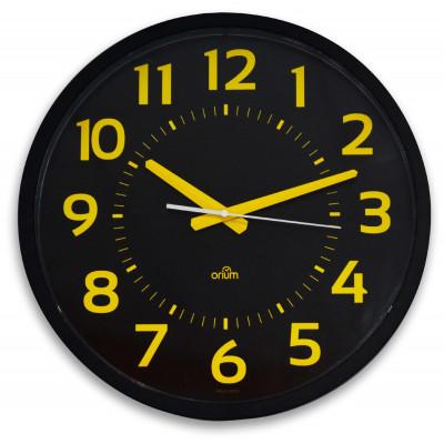 Horloge Contraste Silencieuse 40cm