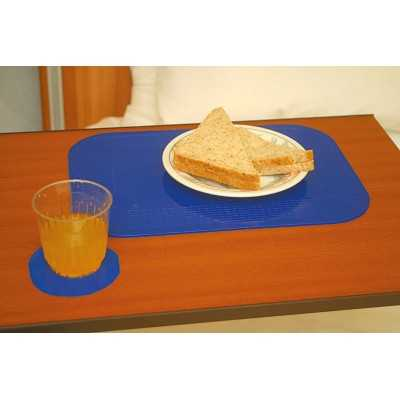Set Table Dycem 14cm Bleu