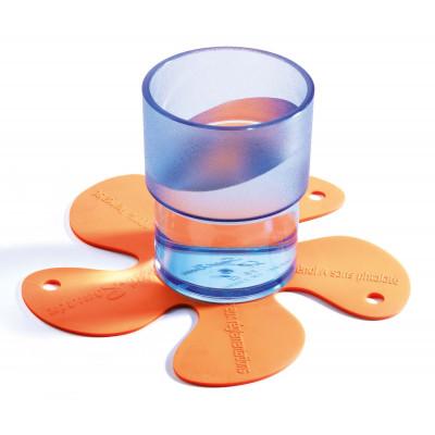 Napperon Anti-Dérapant Orange