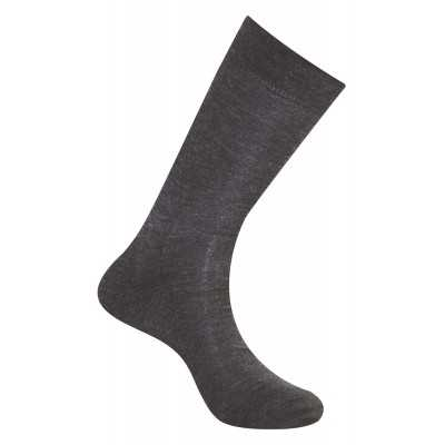 Mi-Chaussette Thermosoft  Taille 35-37 Anthracite