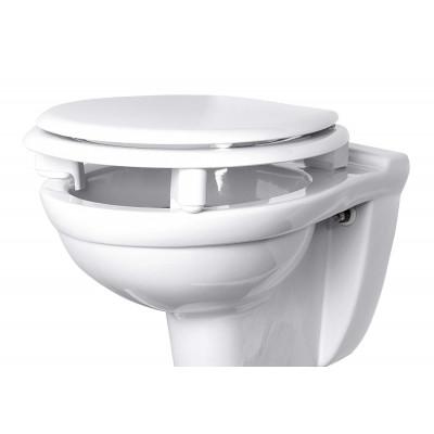 Rehausse WC 7cm Couvercle