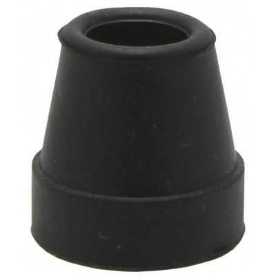 Embout DIA 19mm Haut 27mm Noir