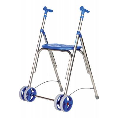 Rollator Kamaleon Bleu