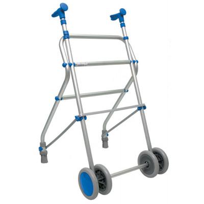 Rollator Air Bleu
