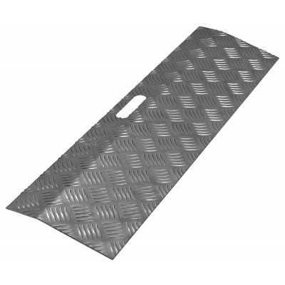 Rampe Seuil Alu Anthracite 78X0-3cm SECUCARE