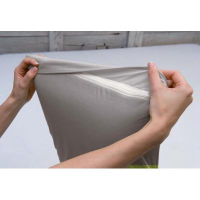 Taie Oreiller B DERMO Blanc 40X60cm