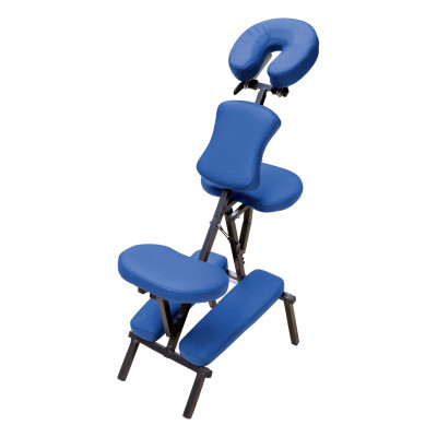 Chaise De Massage Bleu