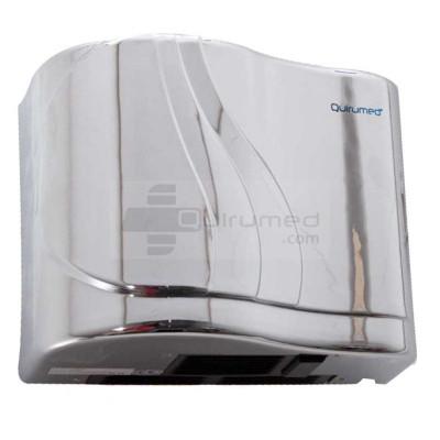 Sèche-mains avec capteur automatique, 1500W Brillant