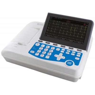 ECG 3 Piste Cardiomate 3 Interpretation