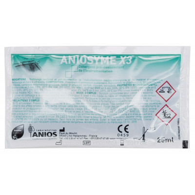 ANIOSYME X3 25ml 200 Doses