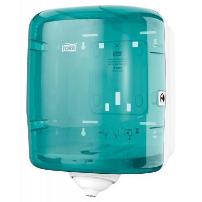 TORK REFLEX Distributeur Essuie-mains Abs Turquoise