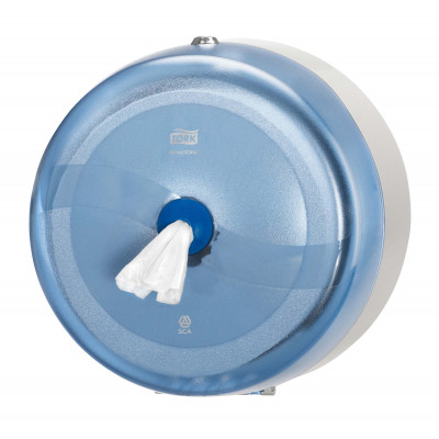 TORK SMARTONE Distributeur Polycarbonate Bleu