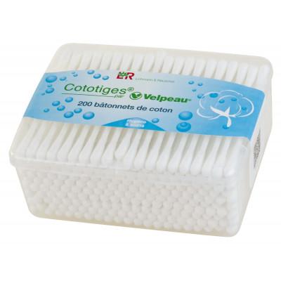 Coton Tige Boîte Plast