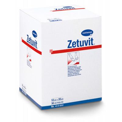Pansement Absorbant ZETUVIT Stérile 10X10cm LPP