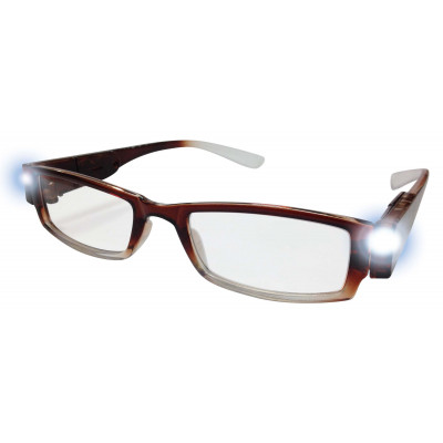 Lunette Atoutled Dioptrie +2,00 Brun