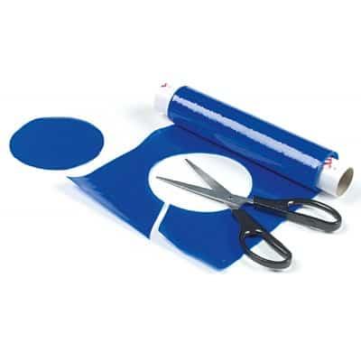 Rouleau Dycem 40cmx2m Bleu Anti-Dérapant