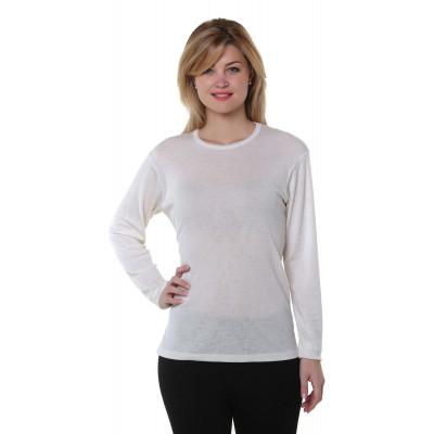 T-Shirt Mixte Manches Courtes Thermique Naturel - My Medical