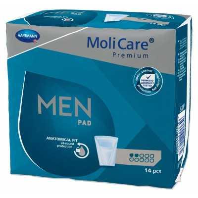 Molicare Premium Men Pad 4 Goutte 12X14U
