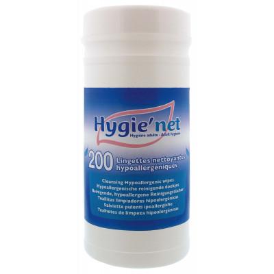 Lingette HYGIE'NET 216X240mm Seau 200