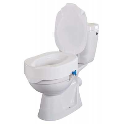 Rehausse WC Atouttec 10cm Couvercle