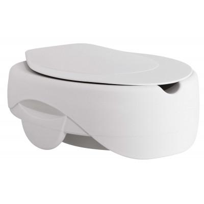 Rehausse WC Atoutsoft JOLETI Couvercle