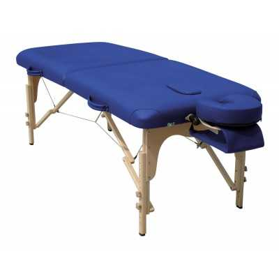 Table Pliante Bois Wood Plus  Bleu