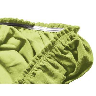 Housse Eponge Table Massage Vert