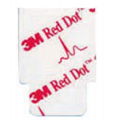 Electrode 3M RED DOT Languette Ecg