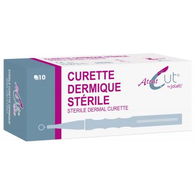 Curette Dermato ATOUTCUT JOLETI  à Usage Unique 3mm