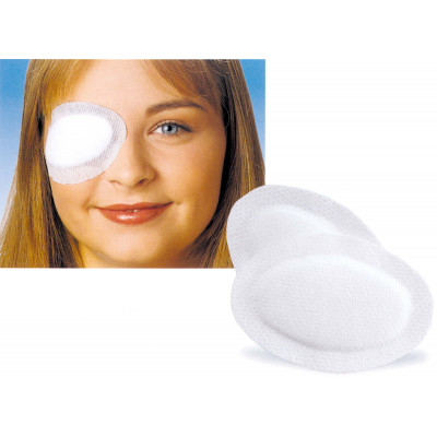 Compresse Oculaire Stérile OPTISOFT X100