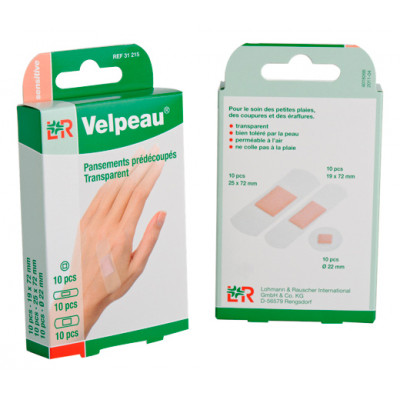 Pansement Velpeau Transparent x30