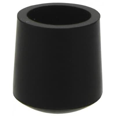 Embout DIA 22mm Haut 27mm Noir