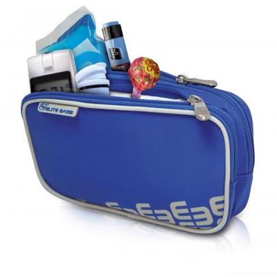 Trousse ISOTHERME Diabete Bleu