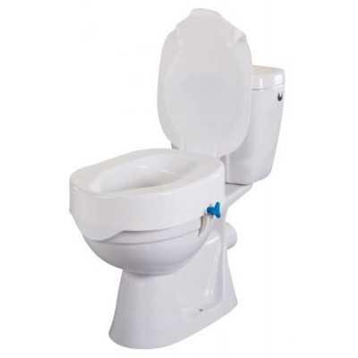 Rehausse WC Atouttec 15cm Couvercle