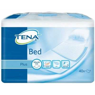 Tena Bed Plus 60X60cm 4X40U