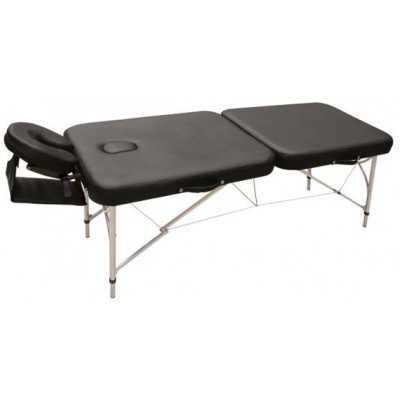 Table Pliante Alu Noir
