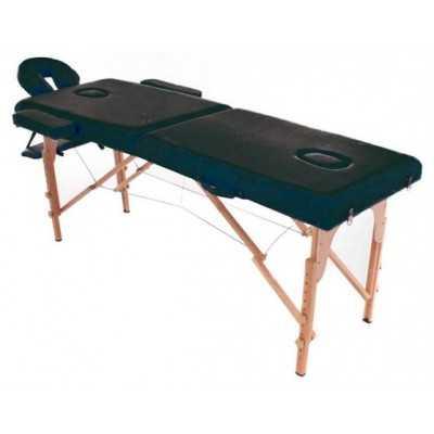 Table Pliante Bois Eco Noir 182X60cm
