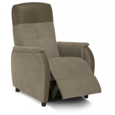 Fauteuil Releveur JULES 2 Nepal Mastic Rodeo Taupe