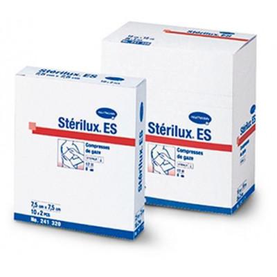 Compresse Gaze Non Stérile Sterilux 7,5X7,5cm 17F 8P