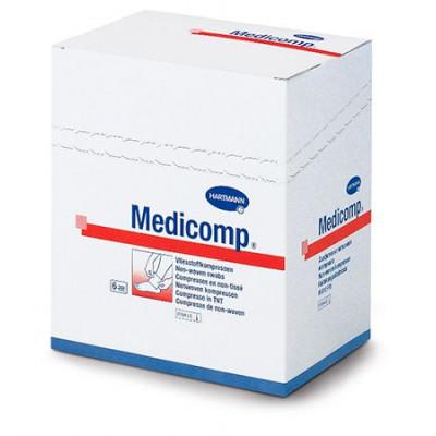 Compresse Non Tissée Stérile MEDICOMP 10X10cm X 2 LPP
