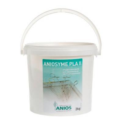 ANIOSYME PLA II Poudre 4 Pots de 2kg