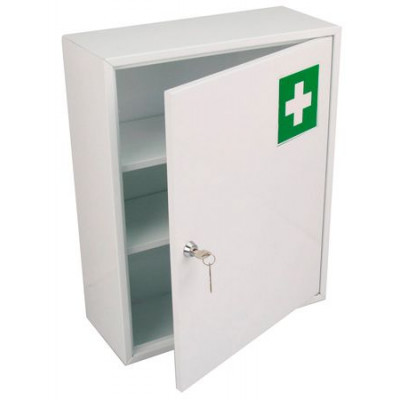 Armoire à Pharmacie Metal 1 Porte 150X360X450mm