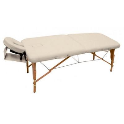 Table Pliante Bois Wood Plus  Beige