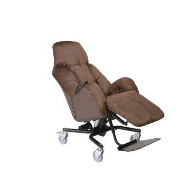 Fauteuil A Pousser LIBERTY E Taille 7 Choco