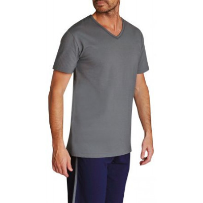 T Shirt Manche Court Taille 3 Anthracite