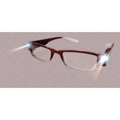 Lunette Atoutled Dioptrie +2,50 Brun