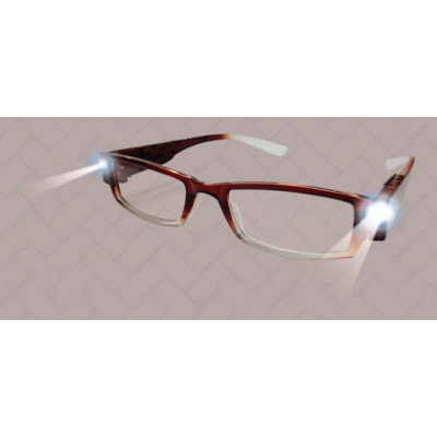 Lunette Atoutled Dioptrie +3,00 Brun