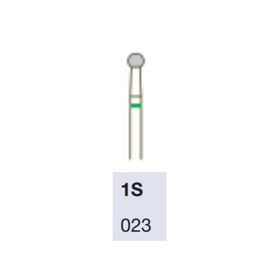 Fraise 23mm en carbure pour turbine pour énucléation des cors