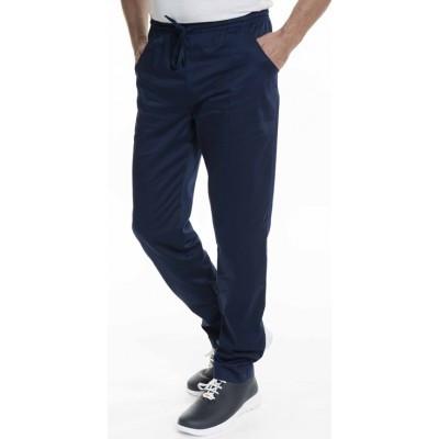 Alan - Pantalon - Mixte - Ceinture élastique - 3 poches